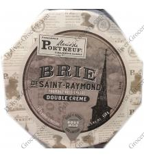 Brie De Saint-Raymond Double Cream 450 g