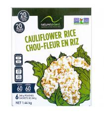 Nature's Intent, Cauliflower Rice, 6 x 240 g
