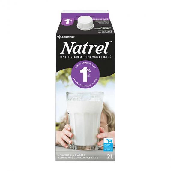 Natrel Microfiltrée De Lait 1%
