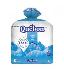 Quebon Skim Milk, 4 L