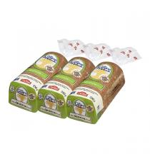 Boulangerie St-Methode de Quinoa Pain, 3 packs x 550 g