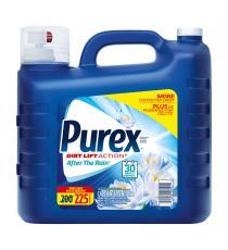 Purex After the Rain Dirt Lift Action Laundry Liquid Detergents, 9 L