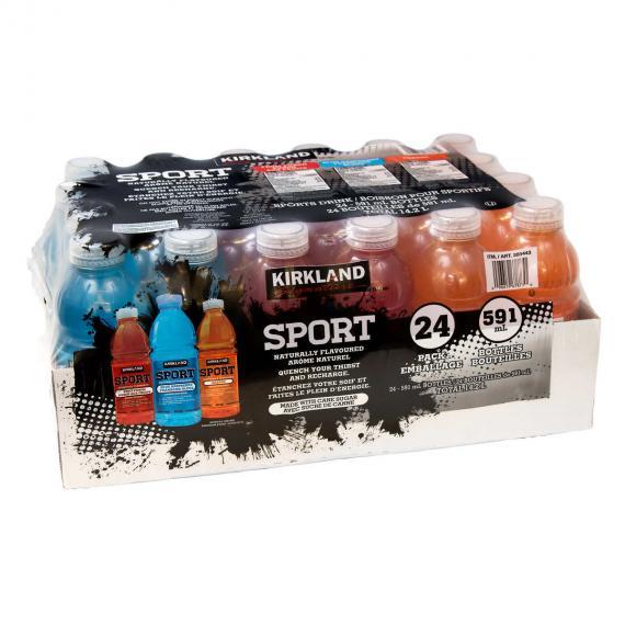 Kirkland Signature Sport Drink 24 x 591 ml