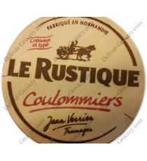 Coulommiers Le Rustique Fromage 350 g