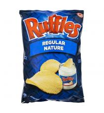 Ruffles - Sac de croustilles nature 612 g