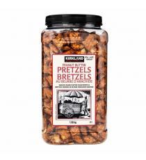 Kirkland Signature Peanut Butter Pretzels, 1.56 kg