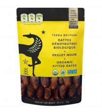 Terra Delyssa Deglet Noor Organic Pitted Dates, 1 kg