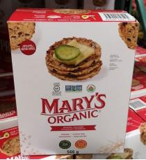 Marys Organique Craquelins 566 g