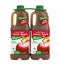 Tradition Apple Juice 2 × 2 L