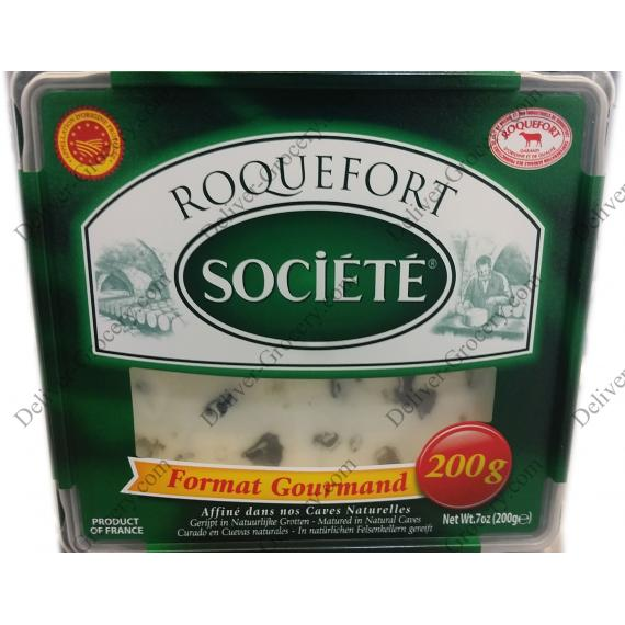 La Société Fromage de Roquefort 200 g