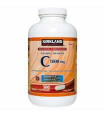 Kirkland Signature Timed Release Vitamin C 1000 mg - 500 Tablets