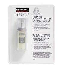 Kirkland Signature Borghese Insta-Firm Platinum Facial Wrinkle Relaxer, 30 ml