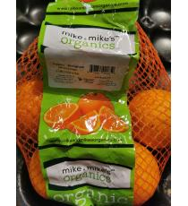 Orange biologique, 2 LB