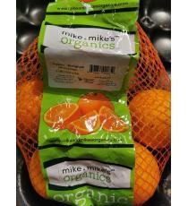 Organic orange, 2 LB
