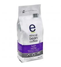 Ethical Bean Coffee Lush – Café à grains entiers à torréfaction moyenne-foncée 907 g