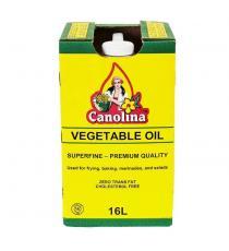 Canolina Vegetable Oil 16 L