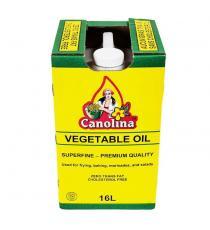 Huile végétale Canolina 16 L