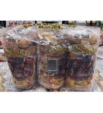 The Original Fairmount Bagel Sesame Seed Bagels 3 × 420 g