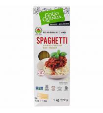 Gogo Quinoa - Spaghettis de quinoa et de riz biologiques - 1kg