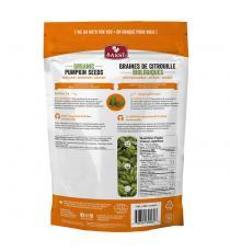 BASSE Organic Pumpkin Seed Kernels, 1.2 kg