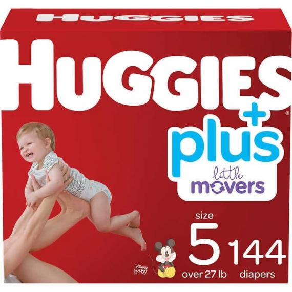 Huggies Couches, 162 x