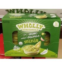 Wholly Guacamole, Organic, 12 x 57 g