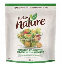 Back to Nature Nonni's Focaccia Croutons, 737 g