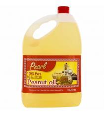 Pearl 100% Pure Peanut Oil ,3L