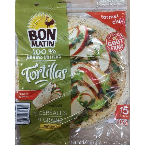 Bon Matin Tortillas 915 g