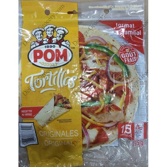 POM d'Origine Tortillas 915 g