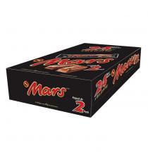 Mars King Size Caramel Chocolate Bars, 24 × 85 g