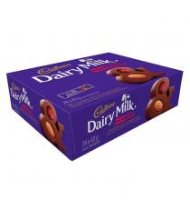 Cadbury Dairy Milk Fruit and Nut Chocolate Bars, 24 × 42 g