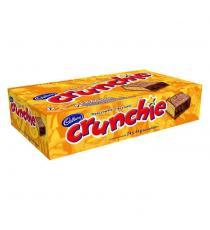Cadbury Crunchie Chocolate Bars, 24 × 44 g