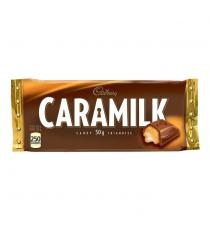 Cadbury Caramilk Chocolate Bars, 48 × 50 g