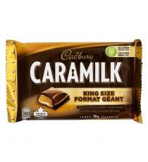 Cadbury Caramilk Chocolate Bars King Size, 24 × 78 g