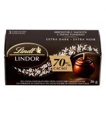 Lindt Extra Dark Chocolate, 12 × 36 g