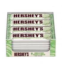Hershey's cookies and mint, 12 × 39 g