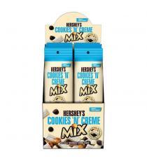 Hershey Cookies 'N' Creme Snack Mix, 10 × 52 g