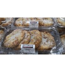 Danish 2 Packs of 4 (Two of Almond and/or Lemon Cream Cheese and/or Cherry)
