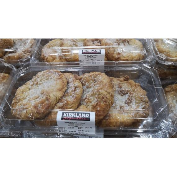 Danish Two Packs of 4 (Two of Almond and/or Lemon Cream Cheese and/or Cherry)