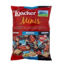 Loacker Classic Mini Crispy Wafers, 800 g