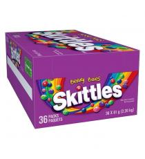 Skittles Berry Explosion Candy, 36 × 61 g