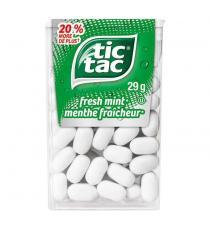 Tic Tac Fresh Mint, 12 × 29 g