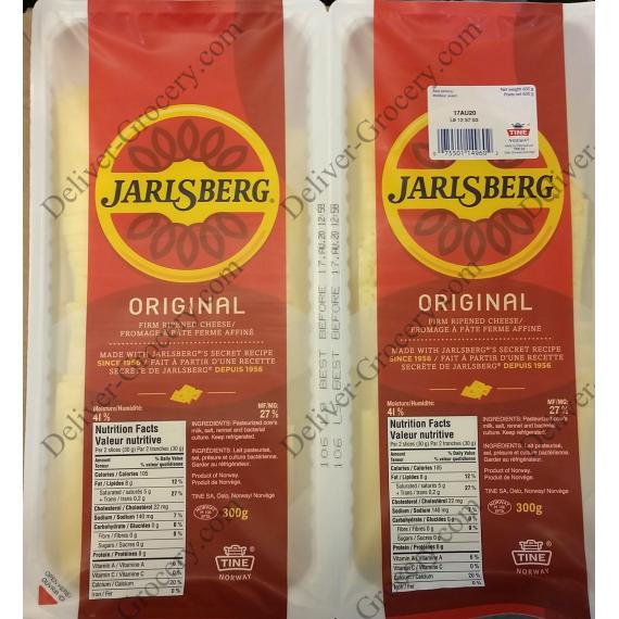 Le jarlsberg, Fromage 2 x 300 g