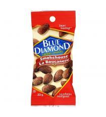 Blue Diamond Smokehouse Almonds, 18 × 23 g