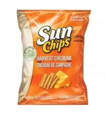 Sun Chips Harvest Cheddar Chips, 40 × 40 g
