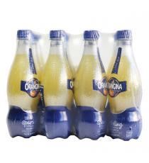 Orangina Sparkling Citrus Beverage, 12-count