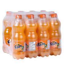 Fanta Orange Soda, 12 × 473 mL