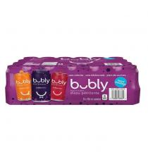 Bubly Sparkling Water Beverage, 24 × 355 mL