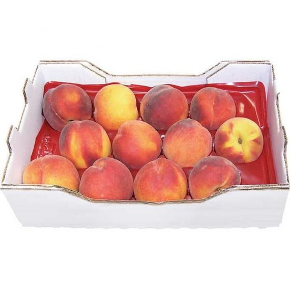 Peaches, Product Of USA 1.81 kg / 4 lbs